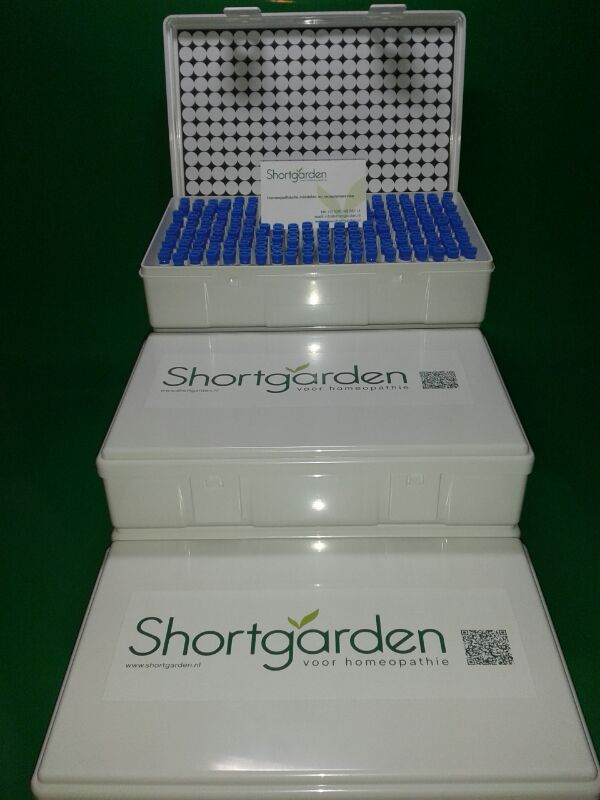 SHORTGARDEN STARTSET HOMEOPATHIE